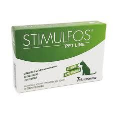 STIMULFOS PET LINE GATTO Image