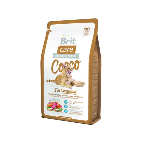 Brit care cat cocco gourmet – Brit care Image