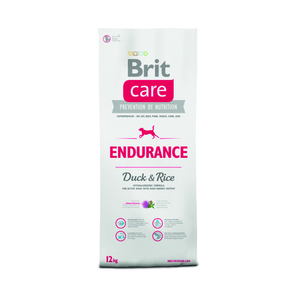 Brit care endurance duck and rice – Brit care Image