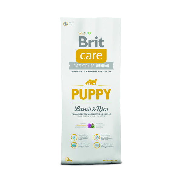 Brit care puppy lamb and rice – Brit care Image