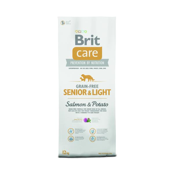 Brit care senior grain free – Brit care Image