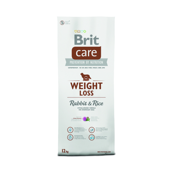 Brit care weight loss rabbit and rice – Brit care Image