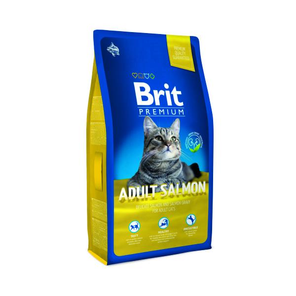 Brit premium cat adult salmon – Brit premium Image