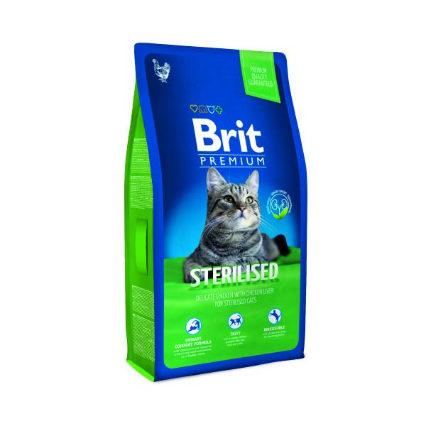 Brit premium adult sterilized – Brit premium Image
