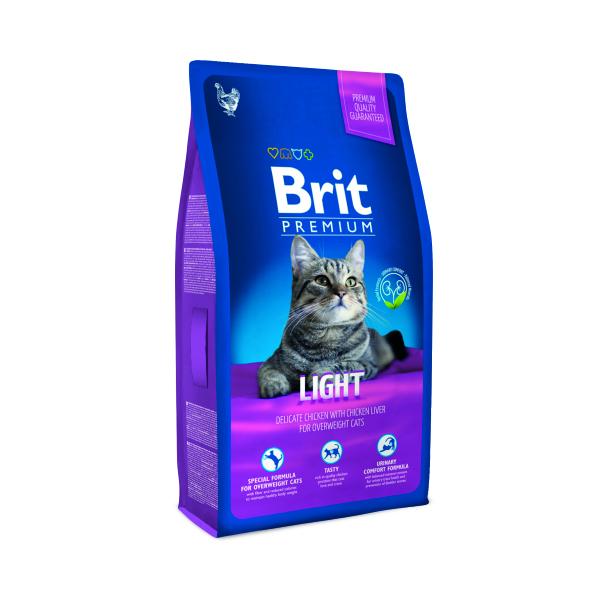 Brit premium cat light – Brit premium Image