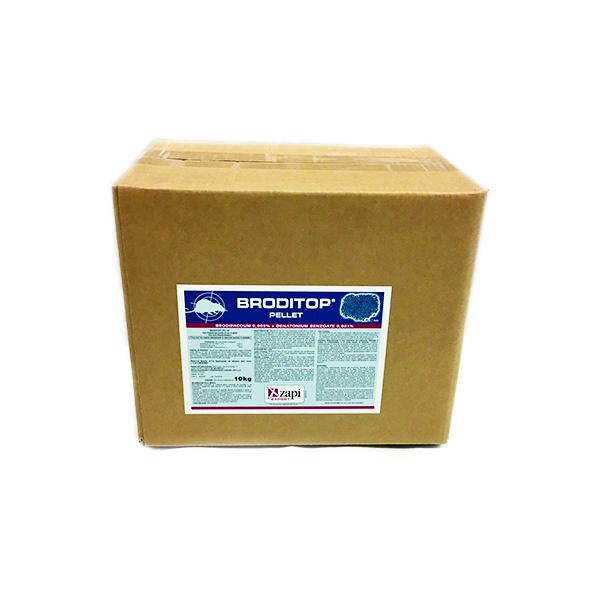 Broditop pellet micro 10 kg - Zapi Image