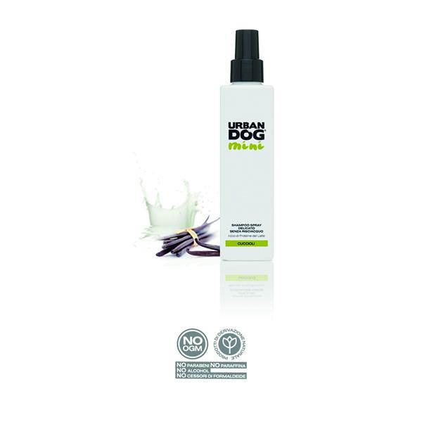 Linea mini shampoo spray senza risciacquo – Urban dog Image