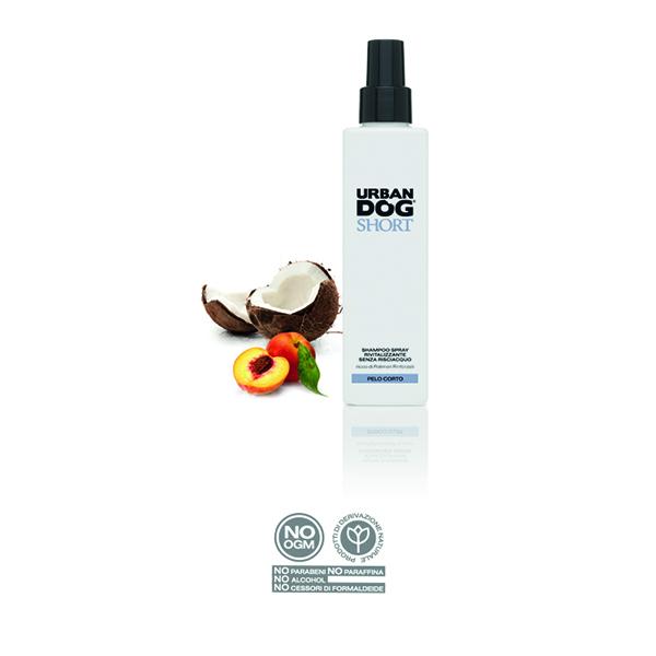 Linea short shampoo spray delicato no risciacquo – Urban dog Image
