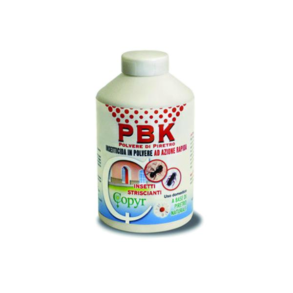PBK – polvere - Copyr Image