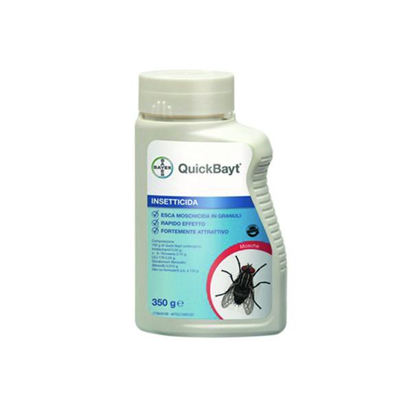 Quick bayt granuli – Bayer Crop Science Image