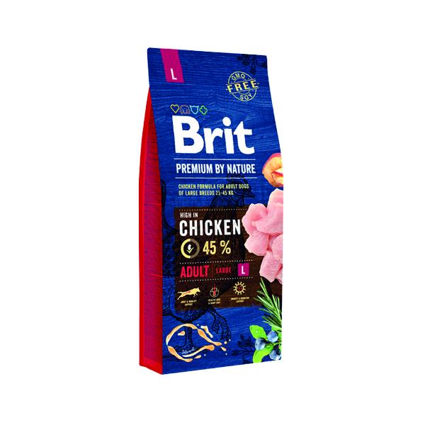 Brit premium adult L – Brit premium Image