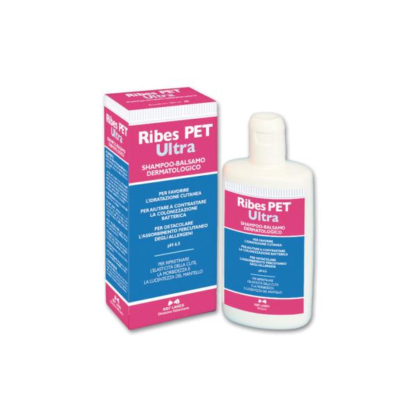 Ribes Pet Ultra shampoo - balsamo Image