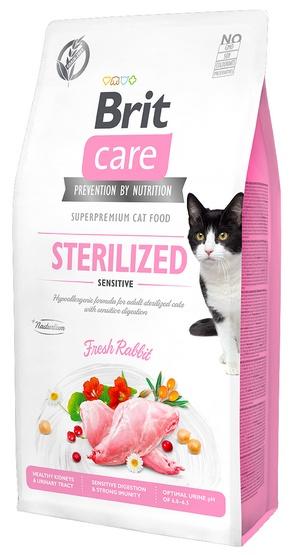 BRIT CARE CAT STERILIZED SENSITIVE Image