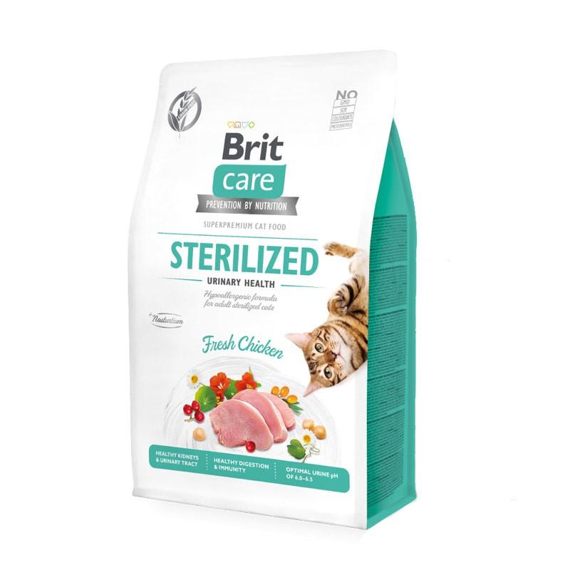 BRIT CARE CAT STERILIZED URINARY HEALTH Image